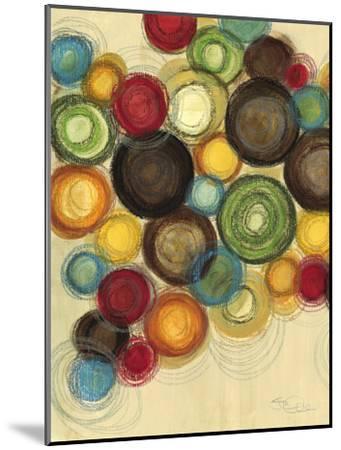 Colorful Whimsy II-Jeni Lee-Mounted Art Print