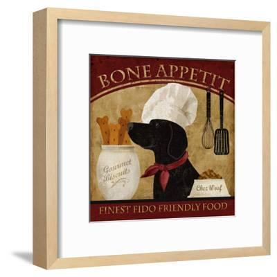 Bone Appetit-Conrad Knutsen-Framed Art Print