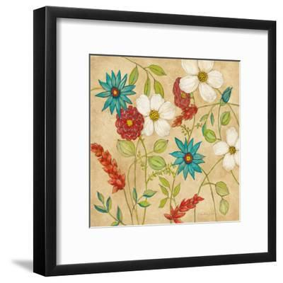 Cottage Garden II-Charlene Winter Olson-Framed Art Print