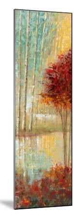 Emerald Pond II-Ruane Manning-Mounted Art Print