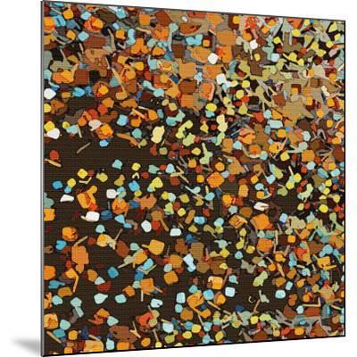 Fall Confetti-Andrew Cotton-Mounted Art Print