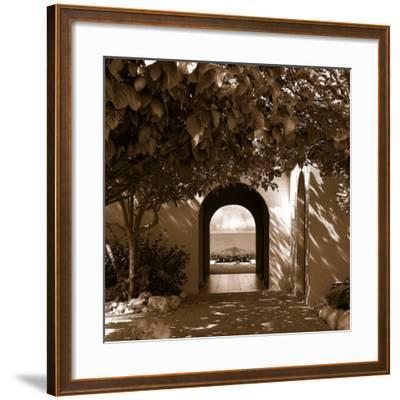 Ocean Villa-Danita Delimont-Framed Art Print