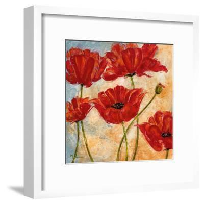 Ruby Slippers I-Maria Donovan-Framed Art Print