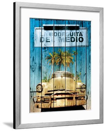 La Bodeguita-Bresso Sola-Framed Art Print