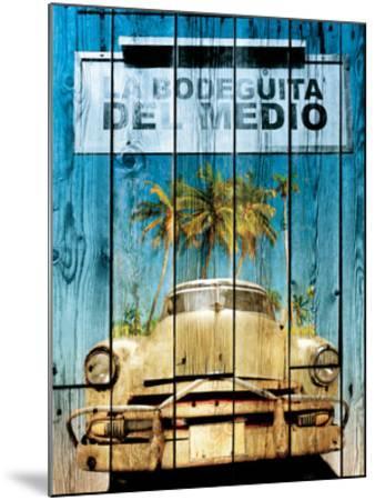 La Bodeguita-Bresso Sola-Mounted Art Print