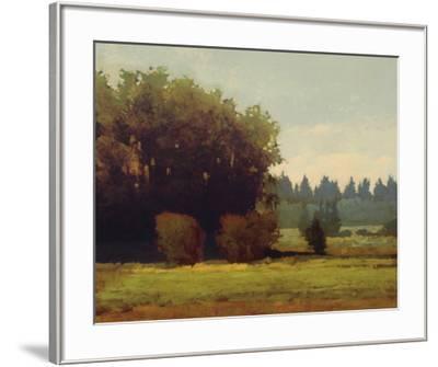Evening Near Eugene-Marc Bohne-Framed Art Print
