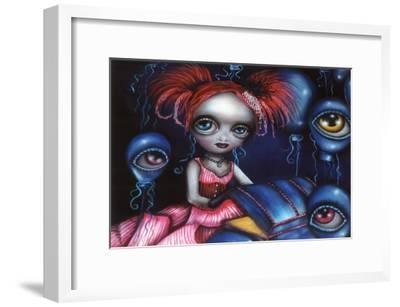 Tranquila-Abril Andrade-Framed Art Print