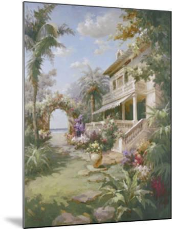 Garden Estate-James Reed-Mounted Art Print