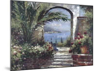 Rose Arch-Peter Bell-Mounted Art Print