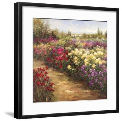 Bienfaisant I-Hulsey-Framed Art Print