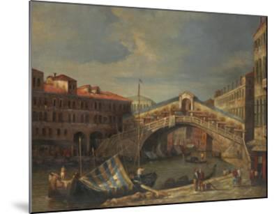 Venice Bridge-Stanley-Mounted Art Print