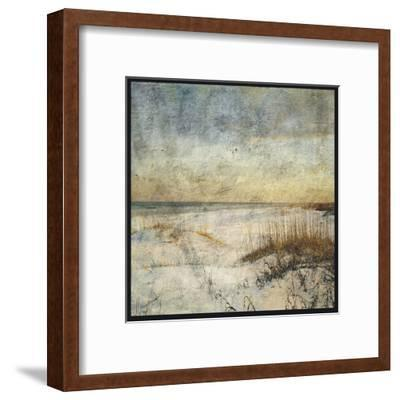 Masonboro Island No. 15-John Golden-Framed Art Print