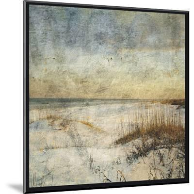 Masonboro Island No. 15-John Golden-Mounted Art Print