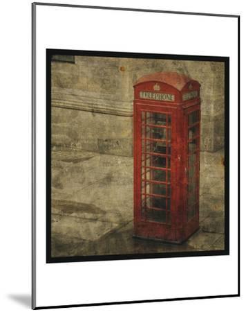 London Calling-John Golden-Mounted Art Print
