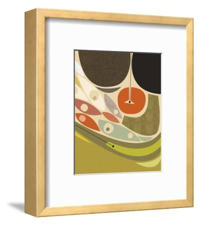Migration I-Jenn Ski-Framed Art Print