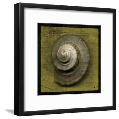 Whelk Crown-John Golden-Framed Art Print