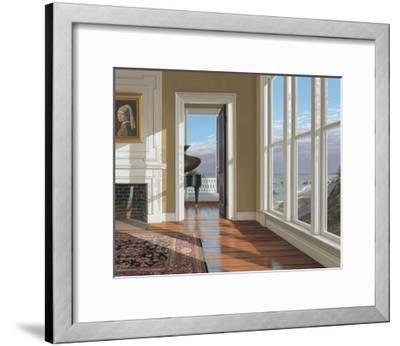 The Music Room II-Edward Gordon-Framed Art Print