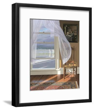 Wind from the Sea-Edward Gordon-Framed Art Print