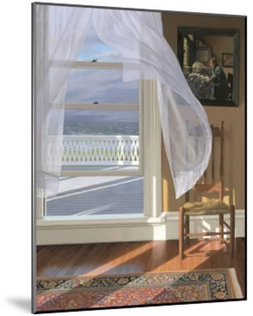 Wind from the Sea-Edward Gordon-Mounted Art Print