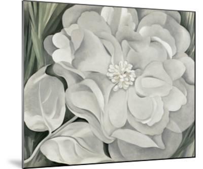 The White Calico Flower, c.1931-Georgia O'Keeffe-Mounted Art Print