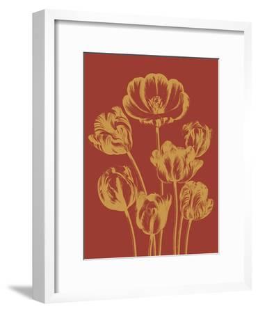 Tulip, no. 16--Framed Art Print