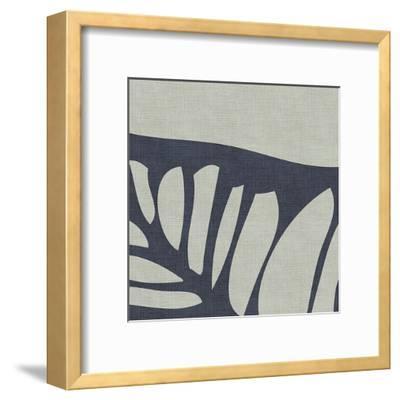 Shadow Leaf II-Mali Nave-Framed Art Print