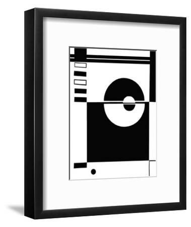 Ying and Yang-Dominique Gaudin-Framed Giclee Print