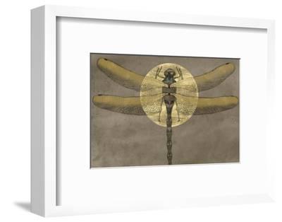 Full Moon Serenade I-Alicia Ludwig-Framed Art Print