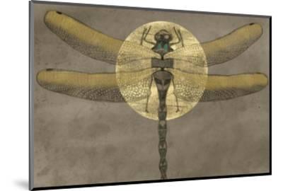 Full Moon Serenade I-Alicia Ludwig-Mounted Art Print