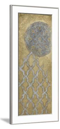 Silver Tapestry I--Framed Art Print