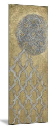 Silver Tapestry I--Mounted Art Print