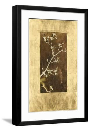 Gold Leaf Branches I-Tang Ling-Framed Art Print