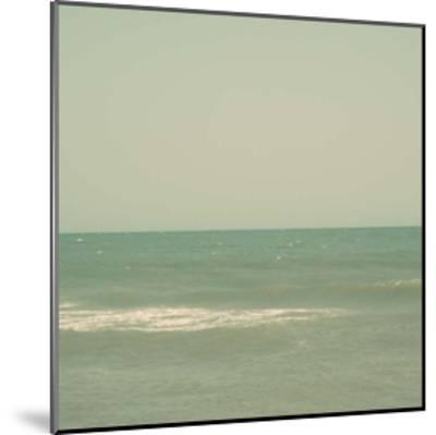 Carolina Beach I-Alicia Ludwig-Mounted Art Print