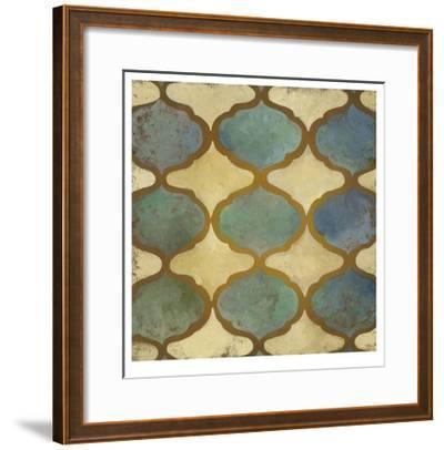 Rustic Symmetry I-Chariklia Zarris-Framed Limited Edition