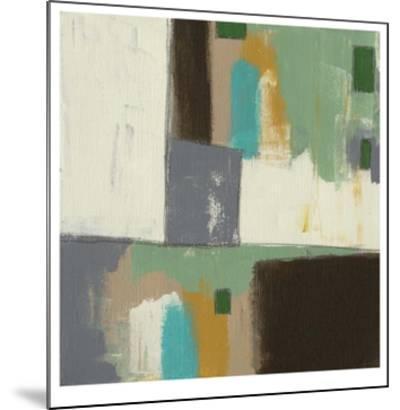 Respite II-Jennifer Goldberger-Mounted Limited Edition