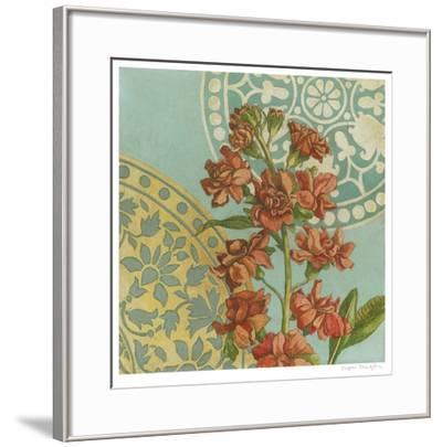 Orleans Blooms II-Megan Meagher-Framed Limited Edition