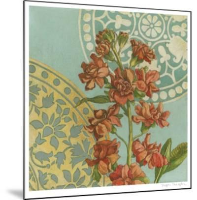 Orleans Blooms II-Megan Meagher-Mounted Limited Edition