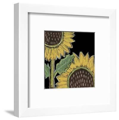 Flower Song III-Lisa Choate-Framed Art Print