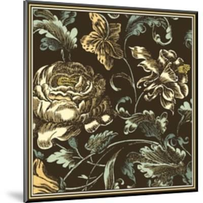 Fanciful Floral I--Mounted Art Print