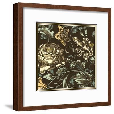 Fanciful Floral I--Framed Art Print