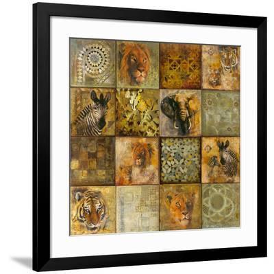 Heartland-Douglas-Framed Art Print