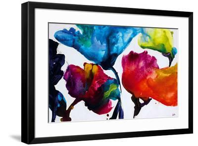 Affluent II-Leila-Framed Art Print