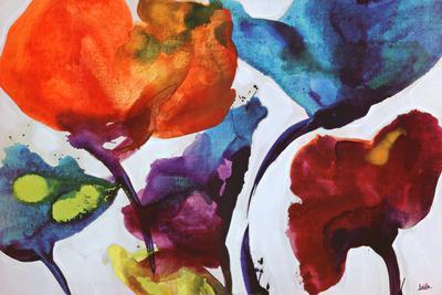 Affluent IV-Leila-Art Print