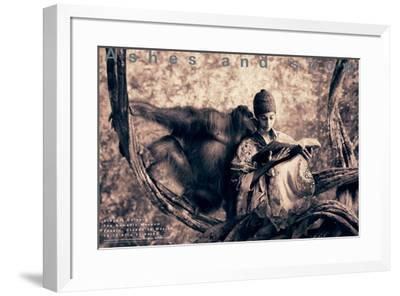 Orangatan Story, Mexico City-Gregory Colbert-Framed Art Print