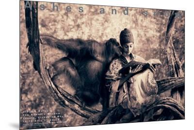 Orangatan Story, Mexico City-Gregory Colbert-Mounted Art Print