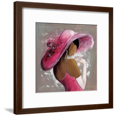 Tiffany-Johanna-Framed Art Print