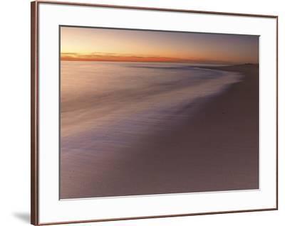 Lonely Shore-Derek Jecxz-Framed Giclee Print
