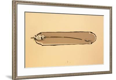 Sans Titre-Jean Jacques Leonetti-Framed Limited Edition