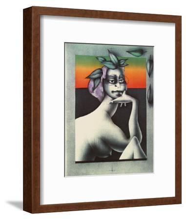 Haven II-Paul Wunderlich-Framed Collectable Print