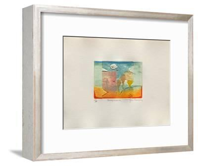 Transparence-Ren? Carcan-Framed Limited Edition